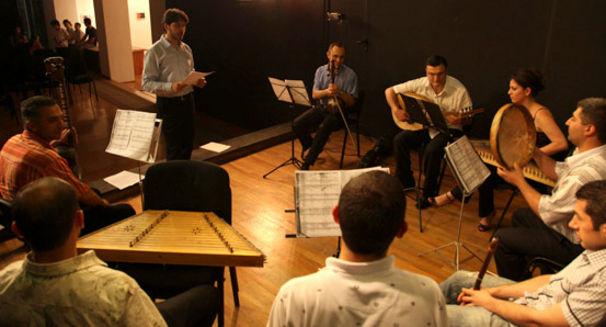 ECM Sounds, Ethnographisch authentisch - Levon Eskenian & Gurdjieff Folk Instruments Ensemble