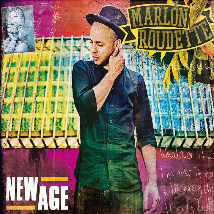 New Age (2-Track): Roudette, Marlon