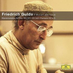 Friedrich Gulda, Mozart Alla Turca (CC), 00028948055609