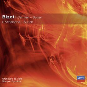 Classical Choice, Bizet: Carmen-Suiten, L'Arlesienne-Suiten (CC), 00028948055616