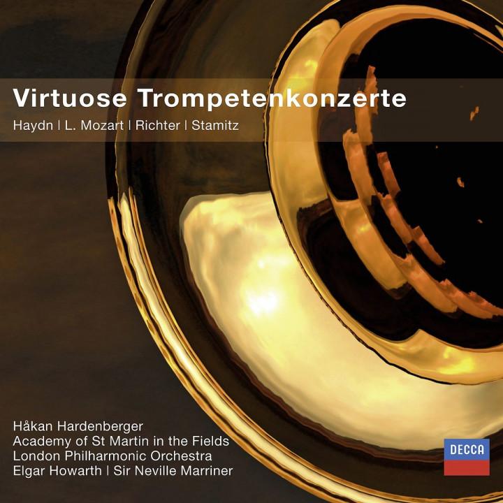 Trompetenkonzerte (CC): Hardenberger/Howarth/Marriner/LPO/AMF/+