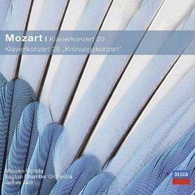 Wolfgang Amadeus Mozart, Mozart: Klavierkonzerte 20,26 (CC), 00028948055630