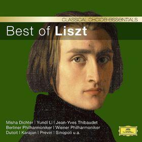 Diverse Künstler, Best of Liszt (CC), 00028948055654