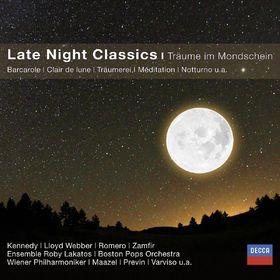 Diverse Künstler, Late Night Classics (CC), 00028948056002