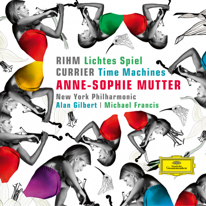 Anne-Sophie Mutter: Lichtes Spiel / Time Machines