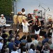 Sérgio Mendes, Sergio Mendes Live bei Verve Club in the garden 2011 08 c Max Schröder