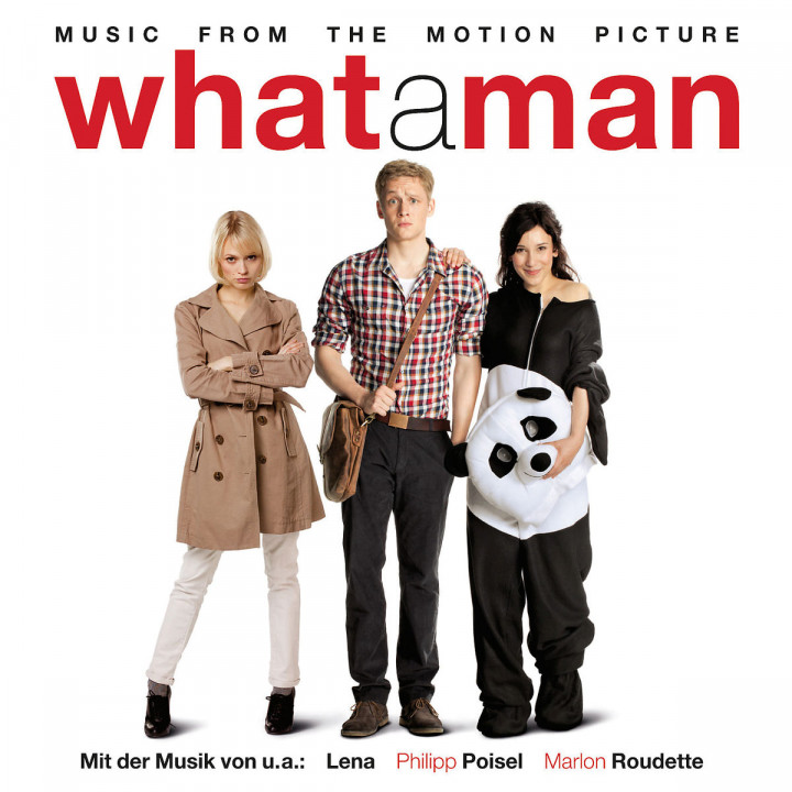 What A Man: OST/Various Artists
