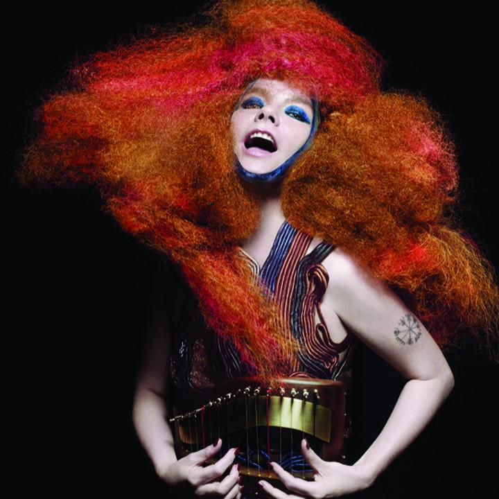 Björk Pressefoto 23/2011