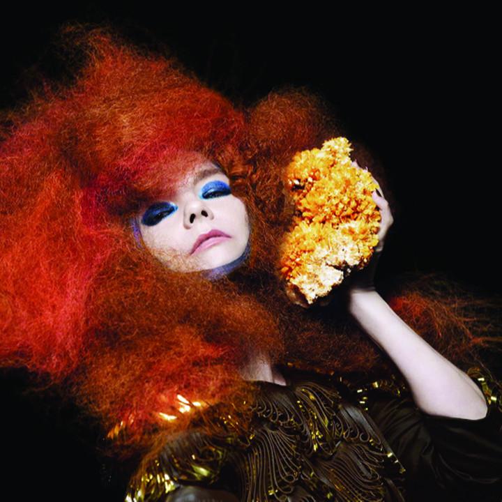 Björk Pressefoto 25/2011