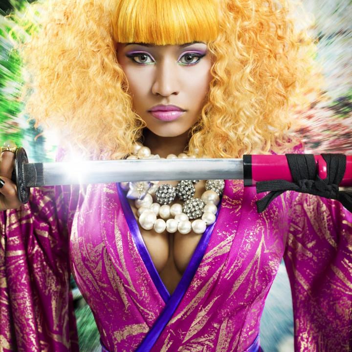 Nicki Minaj Pressefoto 1/2011