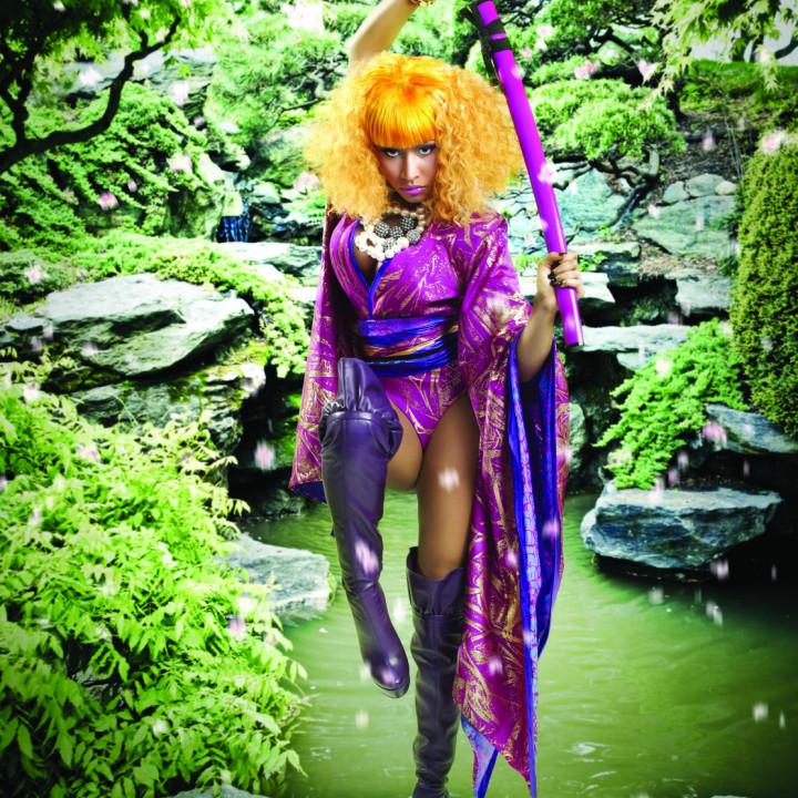Nicki Minaj Pressefoto 2/2011