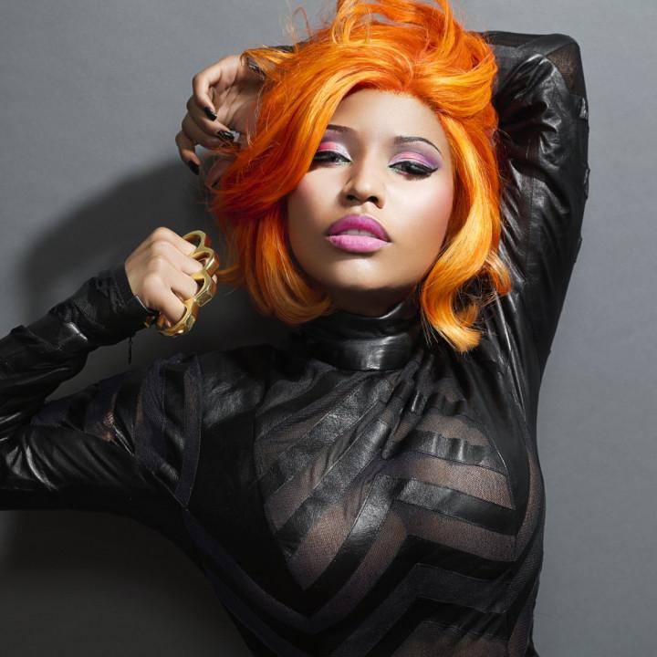 Nicki Minaj Pressefoto 3/2011