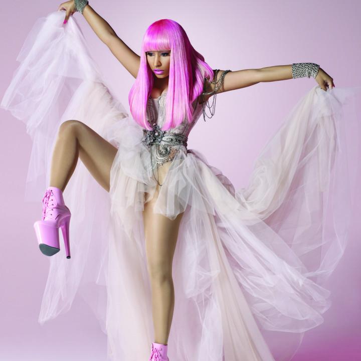 Nicki Minaj Pressefoto 4/2011