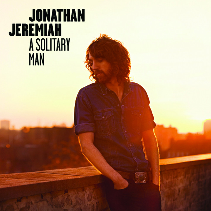 A Solitary Man Album Cover 2011