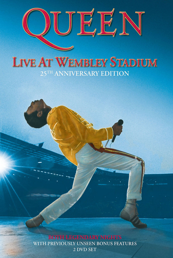 Live At Wembley (25th Anniversary): Queen