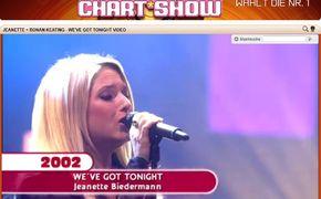 Jeanette Biedermann, Das Ultimative Chart-Show Voting!