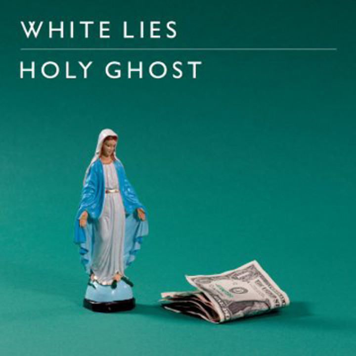 Cover Holy Ghost