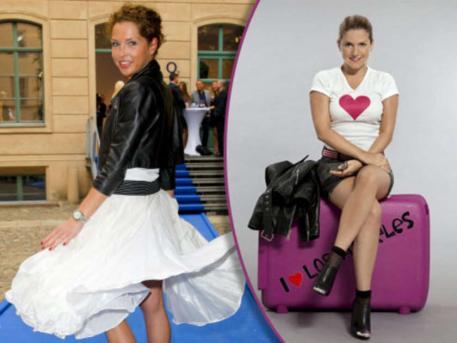 Jeanette Biedermann, Jeanette steigt aus der Erfolgsserie Anna und die Liebe aus.