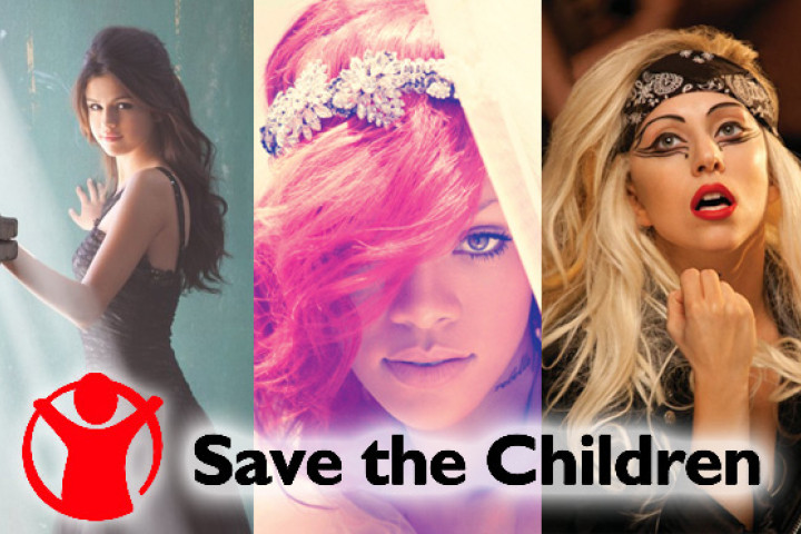 Save the Children Aktion Pop-teaser
