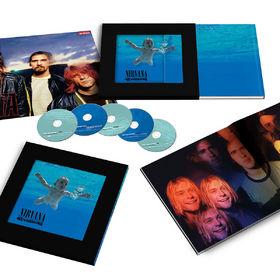 Nirvana, Deluxe Editionen zum 20. Geburtstag von Nevermind, 00602527779058