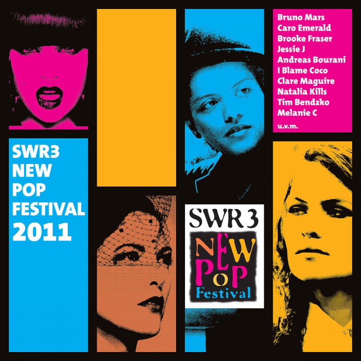 SWR3 New Pop Festival 2011 Vol. 5