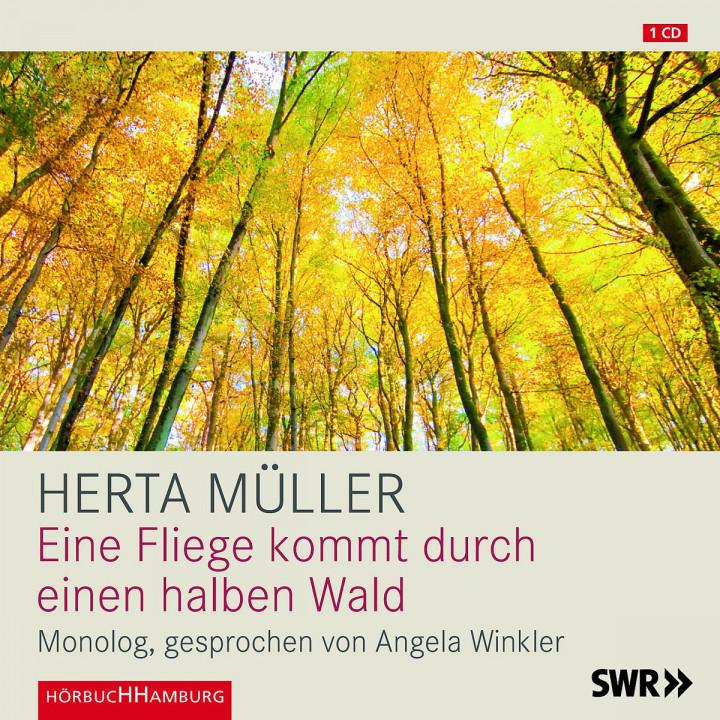 H. Müller: Eine Fliege kommt d. den halben Wald: Winkler,Angela