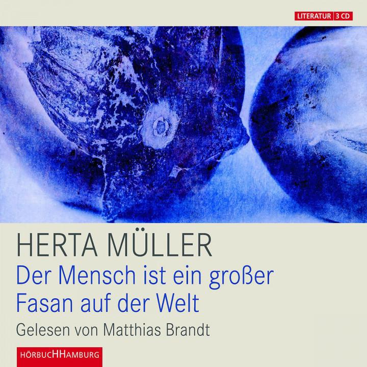 H. Müller: Der Mensch ist ein gr. Fasan a. d. Welt: Brandt,Matthias