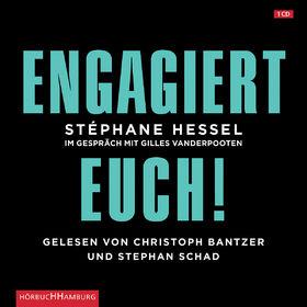 Stéphane Hessel, Engagiert Euch!, 09783899033465