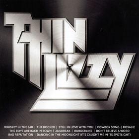 Thin Lizzy, ICON, 00600753338285