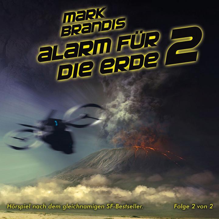 18: Alarm für die Erde (Teil 2 von 2): Mark Brandis