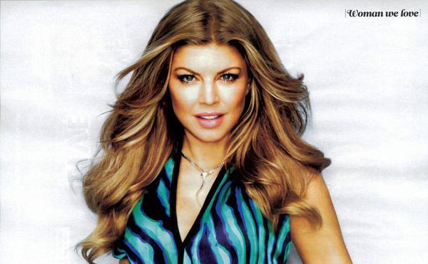 Fergie, Fergie ziert das Cover der Cosmopolitan