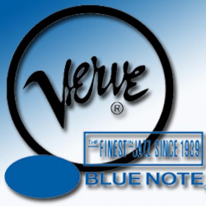 Verve Blue Note merged