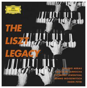 Diverse Künstler, The Liszt Legacy, 00028947795278