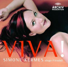 Simone Kermes, VIVA! Simone Kermes sings Vivaldi, 00028947798439