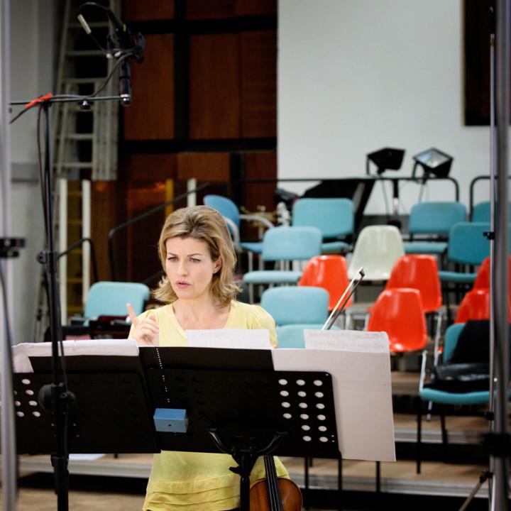 Anne-Sophie Mutter c Harald Hoffmann / DG