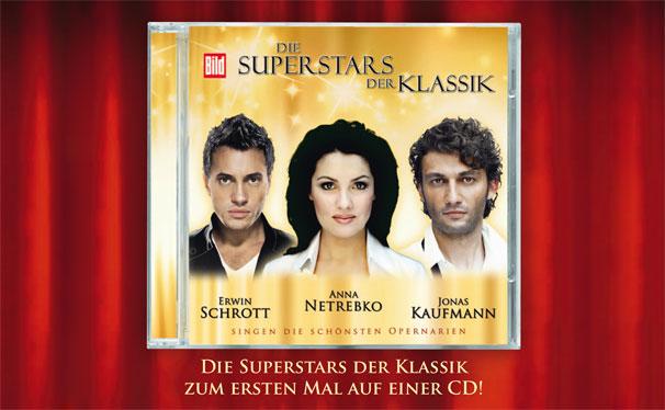 Anna Netrebko, Die Superstars der Klassik in Berlin