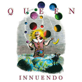 Queen, Innuendo, 00602527800035