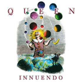 Queen, Queen – Innuendo (1991), 00602527800097