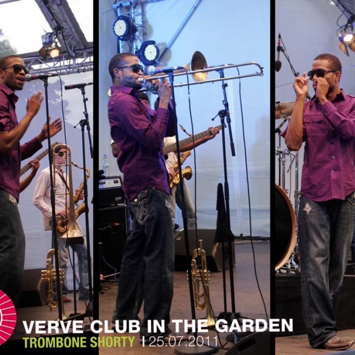 Trombone Shorty Kollage VCitg 2011 c Max Schröder