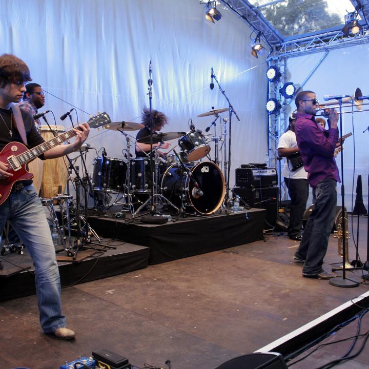 Trombone Shorty VCitg11 stage c Max Schröder