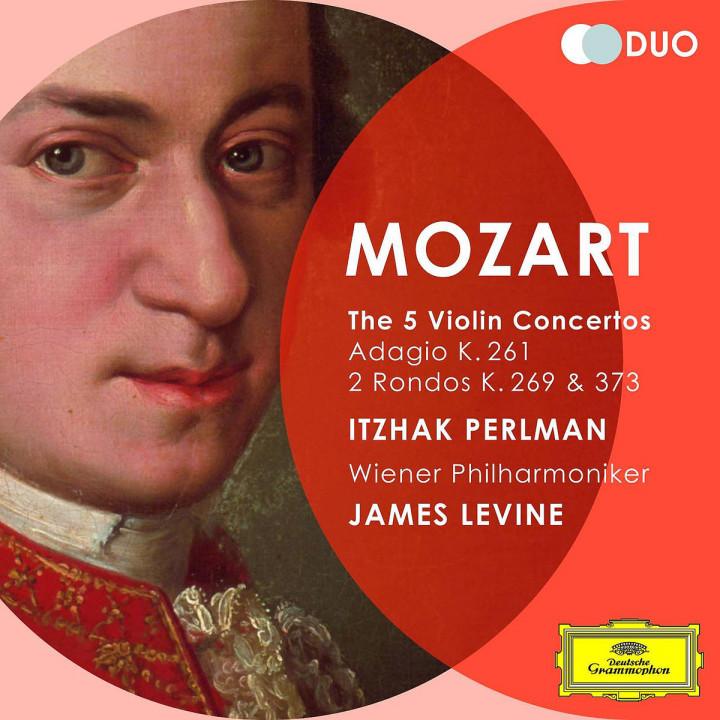 Mozart, W.A.: Violin Concertos
