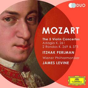 Duo, Mozart, W.A.: Violin Concertos, 00028947795773