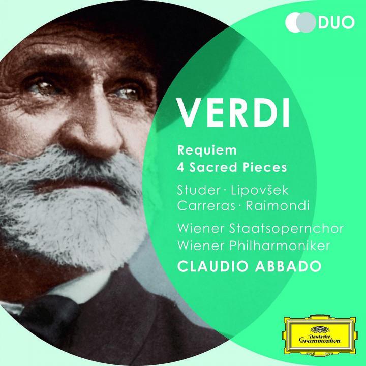 Verdi: Messa da Requiem; Quattro Pezzi Sacri