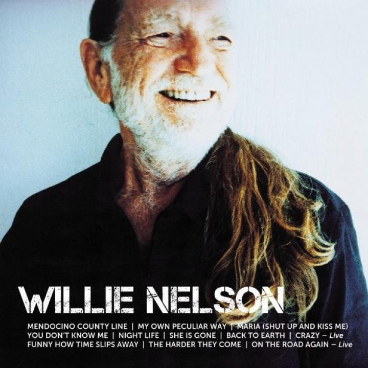 Willie Nelson - Icon Cover