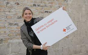 Jeanette Biedermann, Jeanette über ihre Auszeichnung dem Bundesverdienstkreuz
