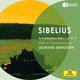 Duo, Sibelius: Symphonies Nos.1, 2, 5 & 7, 00028947797852