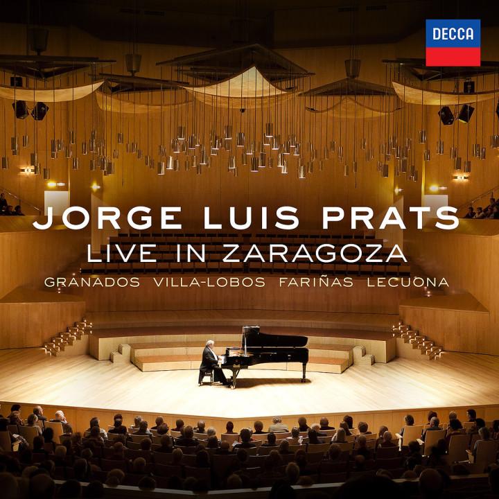 Jorge Luis Prats  Live In Zaragoza