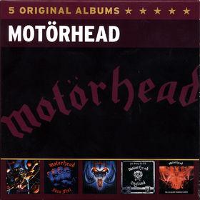 Motörhead, 5 Original Albums, 00600753343654