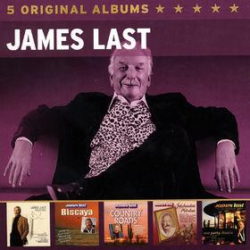 James Last, 5 Original Albums, 00602527783925