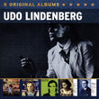 Udo Lindenberg, 5 Original Albums, 00600753343715